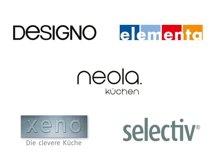 Eigenmarken Logos